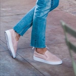 Vionic Midi Perforated Leather Slip On Sneaker 8